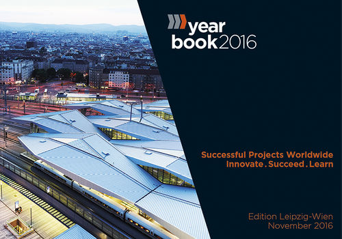 Yearbook 2016. Successfull Projects Worldwide